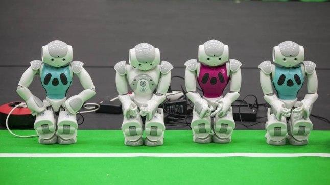 Robotexi festivalile Tallinnas koguneb tänavu üle 30 000 tehnoloogiaentusiasti kogu maailmast. Võistkondi läheb võistlustulle 1161.
