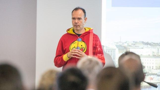 Ambitsioonikas ärimees Peter Vesterbacka usub, et Helsingi–Tallinna tunnel avatakse juba 2024. aasta jõululaupäeval.
