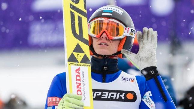 Eesti suurim lootus Pyeongchangi taliolümpiamängudel on noor kahevõistleja Kristjan Ilves