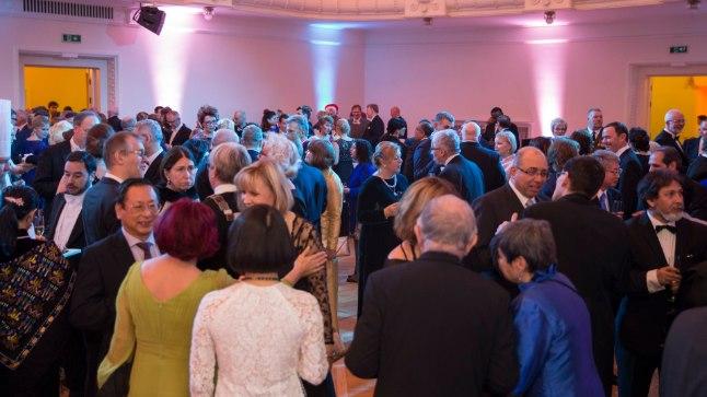 Eesti 98. aastapäeva presidendi vastuvõtt