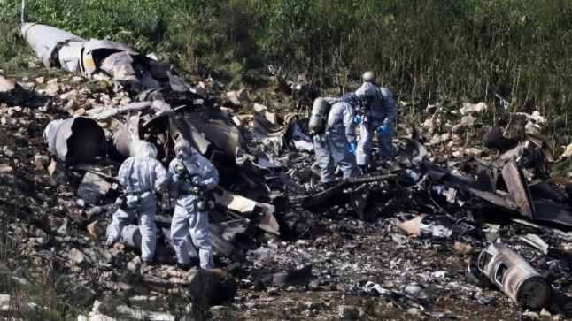 Iisraeli relvajõud korraldasid Süürias ulatusliku rünnaku