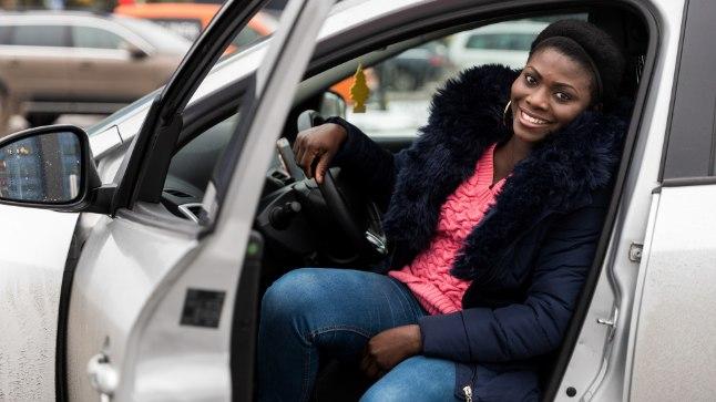 ROOLIS: Sekinat Adeola Akolemobasi pole kuulnud ühtegi negatiivset kommentaari.Ainsa negatiivse asjana toob ta välja ilma, see olevat kogu aeg talumatult külm.