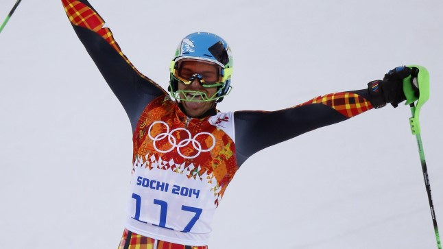 LAPSEPÕLVESOOV: Yohan Goutt Goncalvesi olümpiaunistus täitus neli aastat tagasi Sotšis. Nüüd on ta Pyeongchangis ning loodab meeste slaalomis lõpetada esimese viiekümne hulgas.
