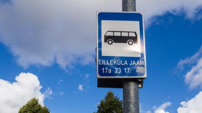 Lilleküla bussipeatus