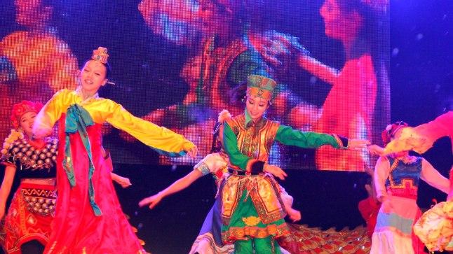 Hiina uue aasta tähistamine Vabadusplatsil