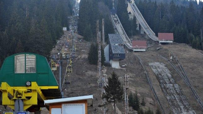 Bosnia ja Hertsegoviina lähialugu mängis Sarajevo olümpiarajatsite lagunemise juures ilmselt suurt rolli.