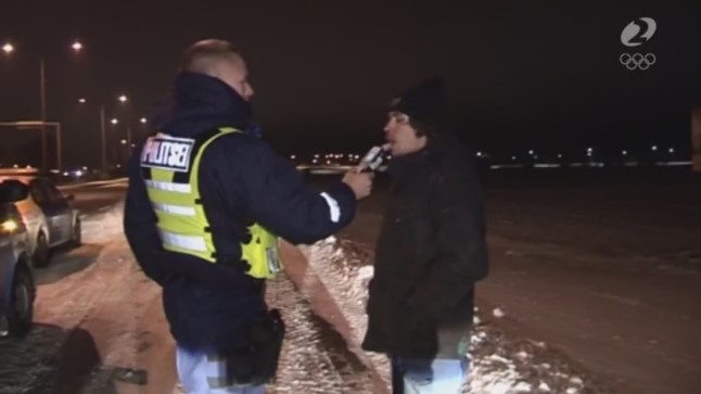 Kalvi-Kalle sekeldused politseiga