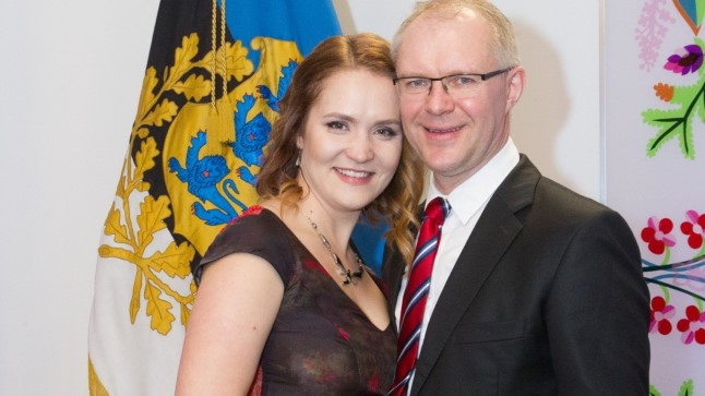 Hannes ja Riina Hanso