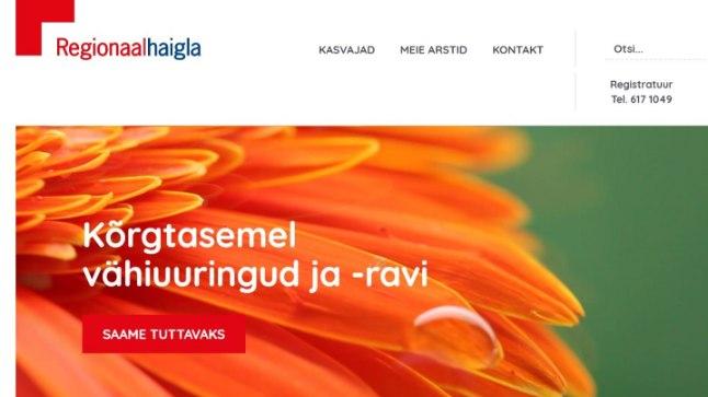 Uus infoveeb on kättesaadav aadressil www.onkoloogiakeskus,ee