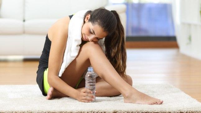 Kas sa tead, kuidas trenniga liialdamine su tervist kahjustab?