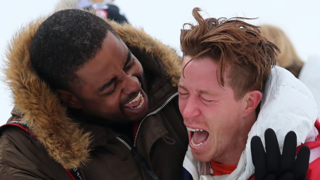 Nii reageeris Shaun White kolmandale olümpiakullale.