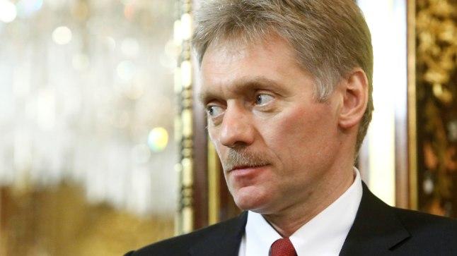 Kremli pressiesindaja Dmitri Peskov.