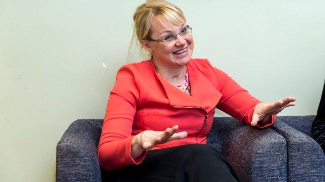 Välisministeeriumi konsulaarosakonna peadirektor Kersti Eesmaa