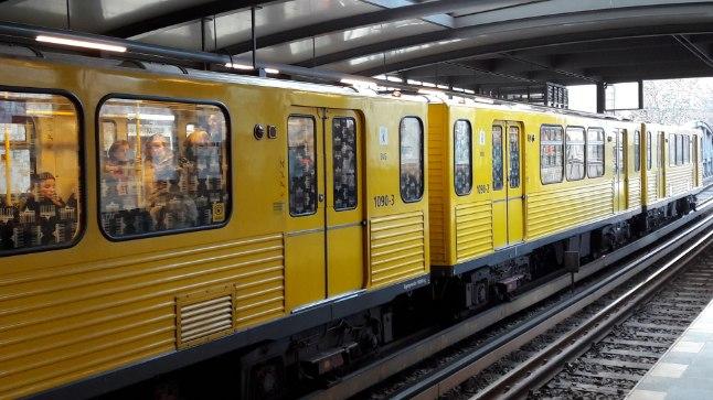 Berliini metroorong. Praegu maksab selle üksikpilet alates 1.70 eurost.