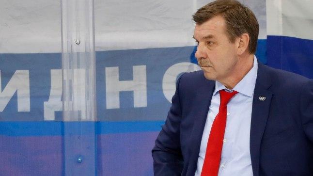 Venelaste peatreeneril Oleg Znarokil mõtteainet jagub.