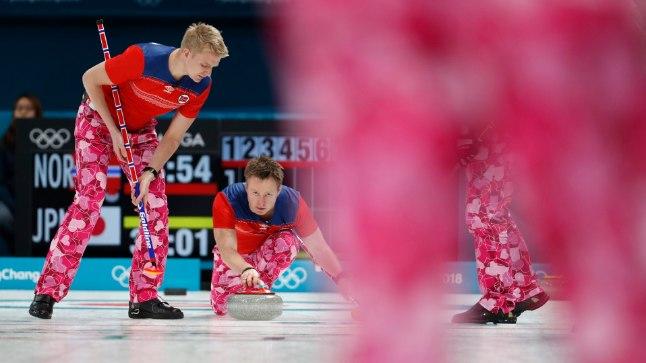 Norra curlingupüksid