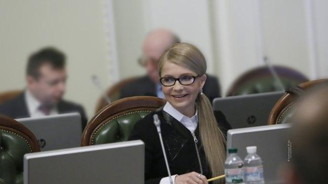 Julija Tõmošenko