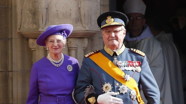 POLNUD RAHUL: Taani prints Henrik polnud rahul, et kuigi tema abikaasa on kuninganna, ei antud talle kuninga tiitlit ja ta pidi leppima vaid printsi omaga. Prints Henrik suri teisipäeval 83aastaselt, abikaasa ja kaks poega olid mehe kõrval.