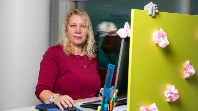 Merle Laurimäe, Credit24 võlaennetuse osakonna juhataja
