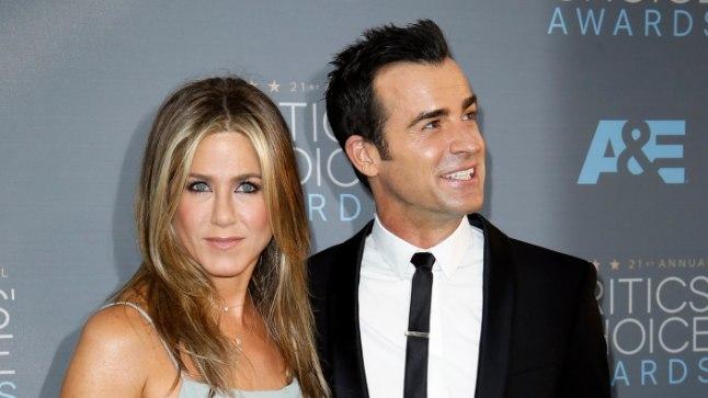 Jennifer Aniston ja Justin Theroux
