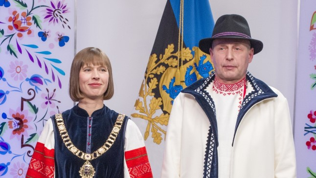 EV 99, vabariigi aastapäeva vastuvõtt. Presidendi aastapäeva vastuvõtt Estonia teatris