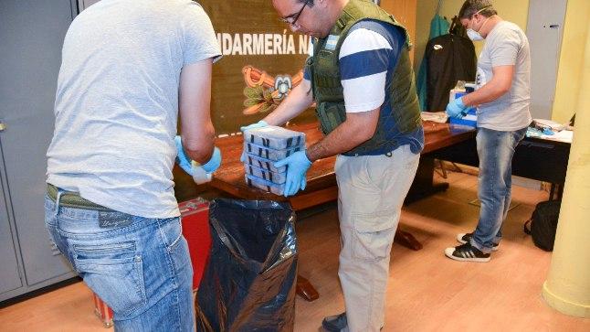 Argentina ametnikud vahetasid kokaiini jahu vastu.