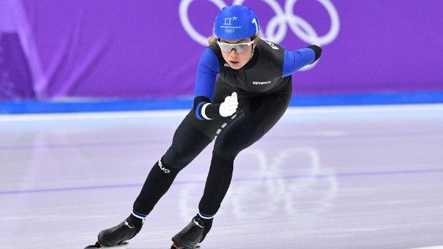 UHKE: Saskia Alusalu juhtis kolme neljandikku olümpiafinaalist.