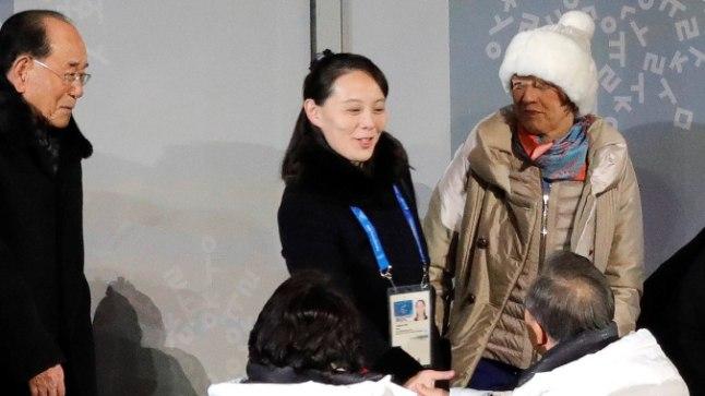 KUULUS KÄTLEMINE! Moon Jae-in ja Kim Yo-jong demonstreerisid maailmale oma suurt ja olematut sõprust.