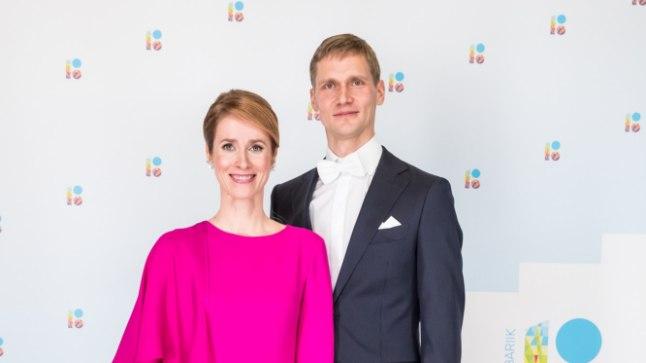 Kaja Kallas ja Arvo Hallik
