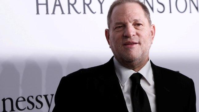 Filmiprodusent Harvey Weinstein.