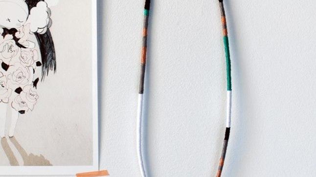 Valmista end varakult ette algavaks kevadeks ja meisterda värvikirev kaelakee!