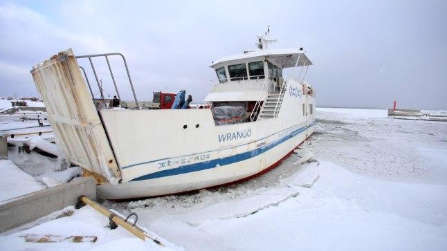 Kolmapäeval sai Wrangö taas merele minna ning sõitis enda jaoks ka sadamatesse raja sisse.