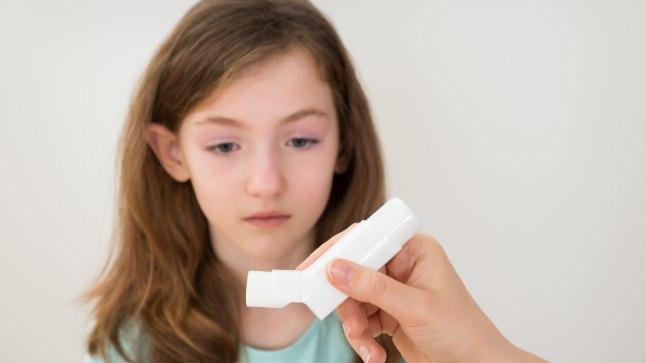 Astma võib laste jaoks tähendada tõsist terviseprobleemi.