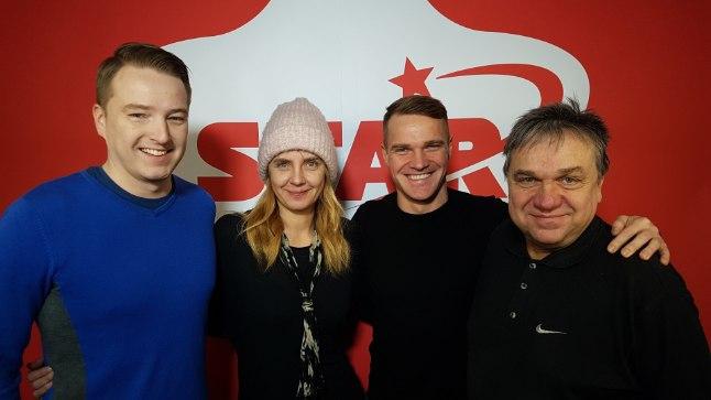 Ott Lepland Star FM-i hommikusaates 7. veebruaril