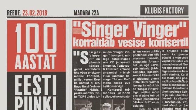 100 aastat eesti punki