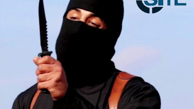 Üks mõrvarite nelikust: Džihaadi-John, sai juba paar aastat tagasi surma.