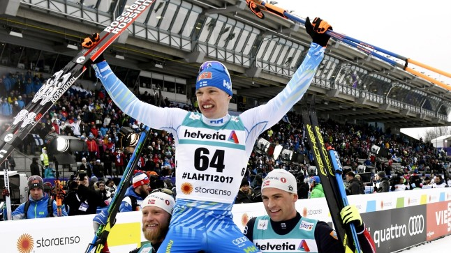 Kas Iivo Niskanen jäänbki olümpial kullata?