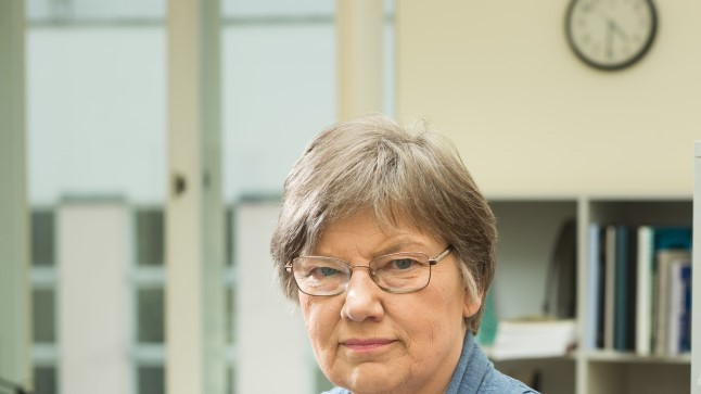 Tartu ülikooli emeriitdotsent Reet Kasik.