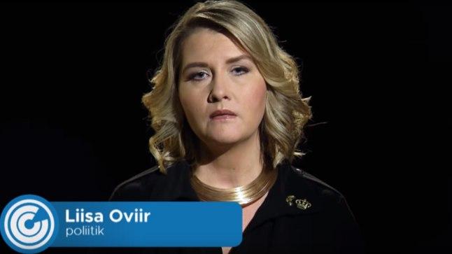RÄÄKIS OMA LOO: Poliitik Liisa Oviiri ahistas tema ülemus, kes andis talle vastuhaku korral selgelt mõista, kus ettevõtte uks asub.