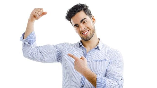 Kui oled mees, higistad suure tõenäosusega rohkem ja su higi haiseb vängemini.