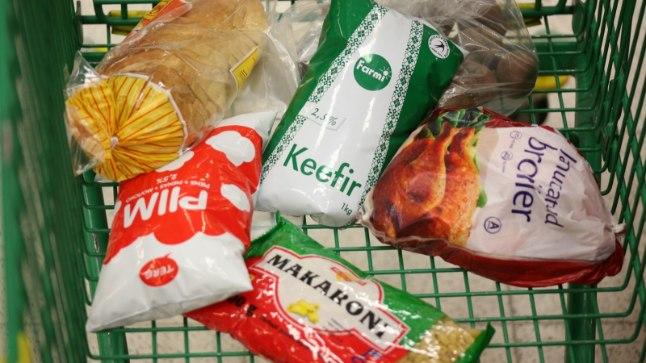 Ei pea ise poodi ostlema minema, vaid saab toidu tellida automaati