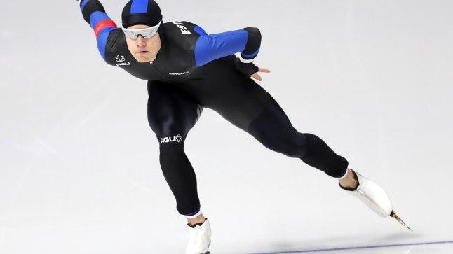 Marten Liiv Pyeongchangi olümpial.