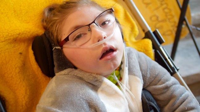Vapper piiga: Kelli haigus on haruldane maailmagi mõistes – ta põeb Ohtahara sündroomi, mida on maailmas diagnoositud seitsmel inimesel ning vaid kaks neist on elus.