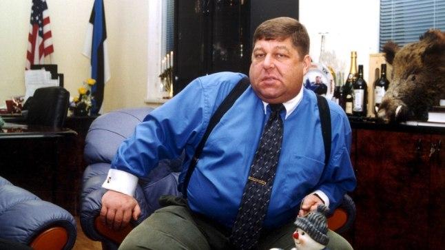 Игорь Савенков, архивное фото