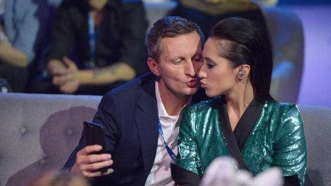 David Pärnamets ja Elina Nechayeva