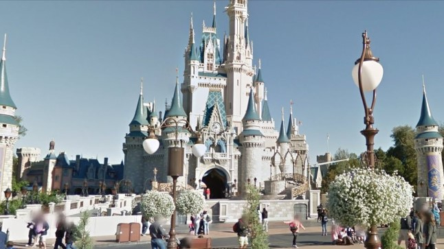 Disney Imeline Kuningriik ehk Magic Kingdom.