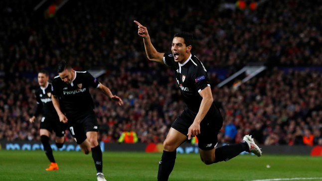 Wissam Ben Yedder tõusis Sevilla kangelaseks.