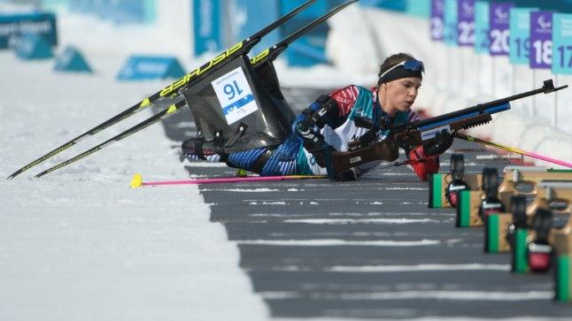 SUUR PILT!! MULTITALENT: Oksana Masters on paraolümpiamängudel võistelnud laske- ja murdmaasuusatamises, sõudmises ja rattasõidus. Vaid viimases on ta seni medlaita jäänud.