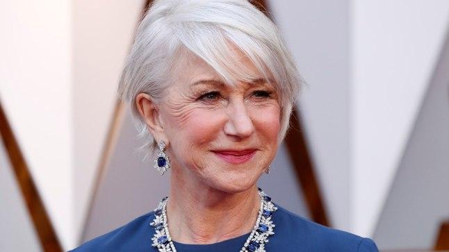 Helen Mirren Oscari galal.