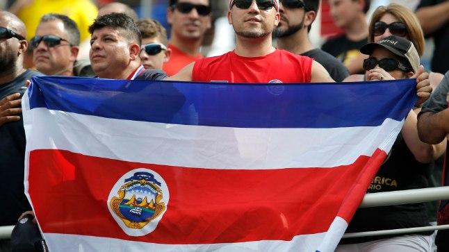 Costa Rica lipp.